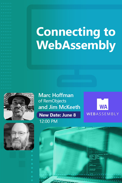 01 Banner Webinar Connecting To Webassembly Update 400x600