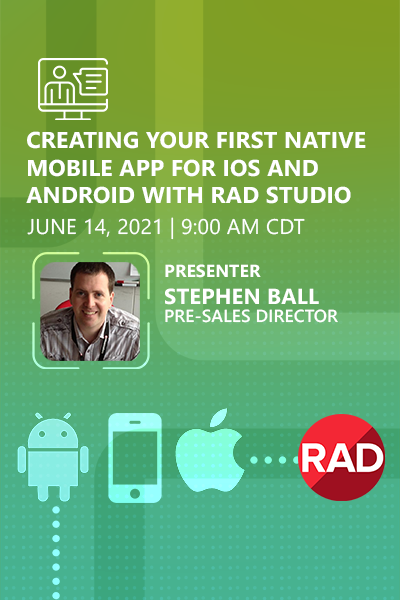 09 Banner Webinar Creating  First Native Mobile App Ios And Android  Rad Studio 400x600