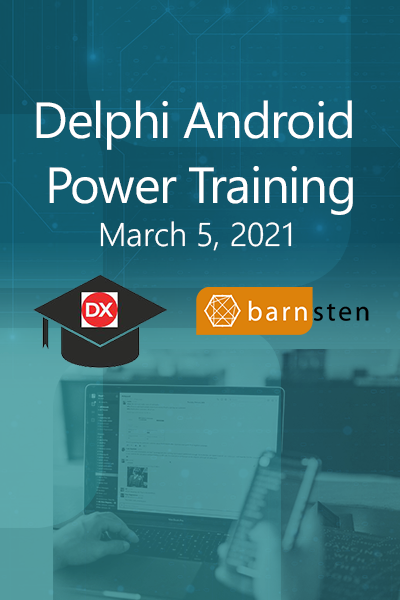 09 Banner Webinar Delphi Android Power Training 400x600 April 02 04