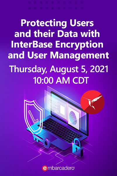 36 Banner Webinars Protecting Users And Their Data With Interbase Encryption 400x600 1