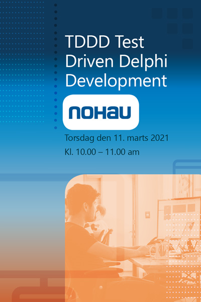 44 Banners Webinar Tddd Test Driven Delphi Development April 02 23 400x600