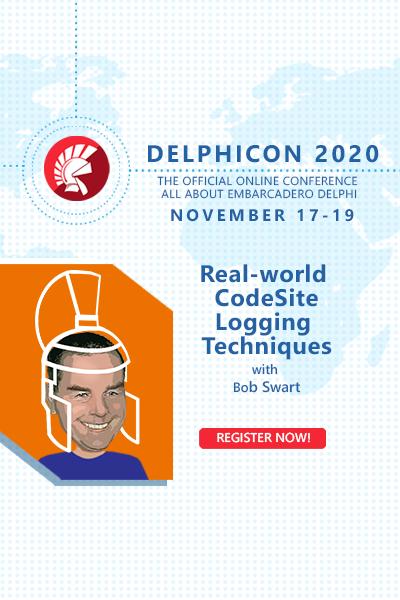 Delphicon 2020 Bob Swart 400x600
