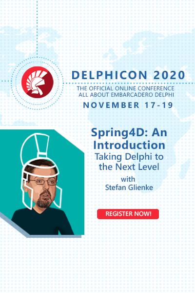 Delphicon 2020 Stefan Glienke 400x600