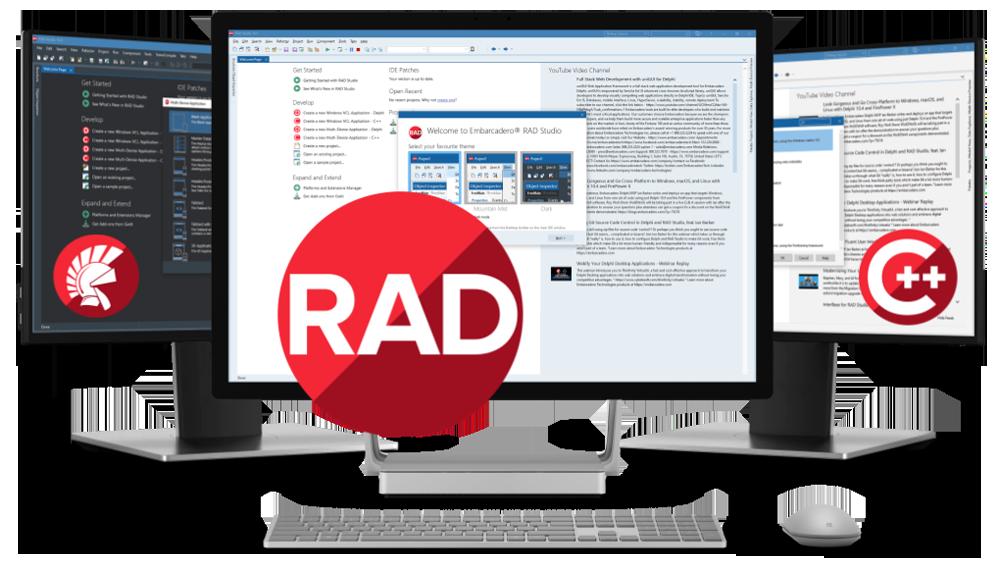 RAD Studio 10.4.2