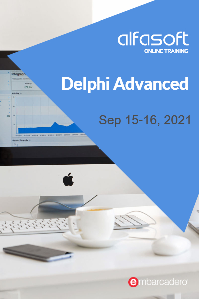 Delphi Advanced (Two Days Training)
