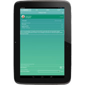 Emerald Crystal Android Tablet