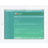 Emerald Crystal iPad