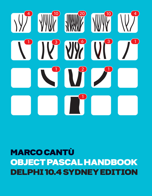 Object Pascal Handbook by Marco Cantú