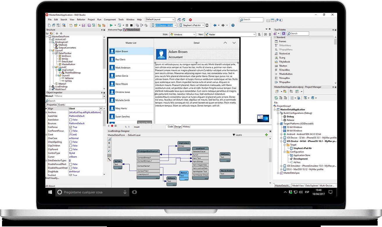 Modern Developer Centric IDE