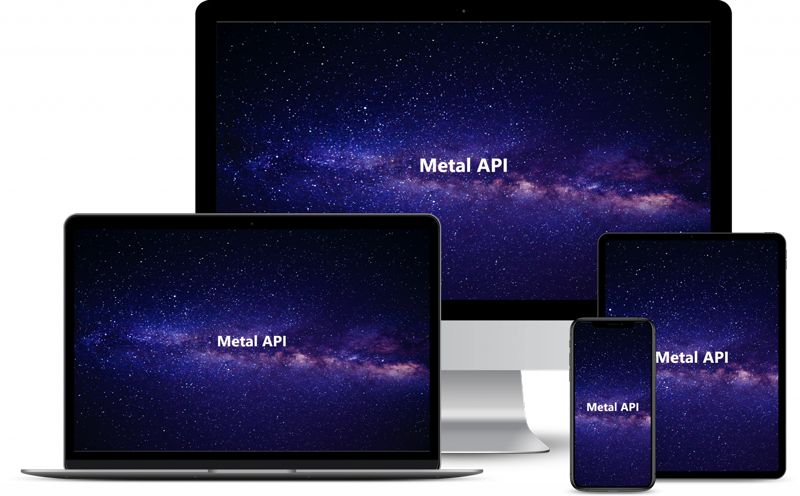 Apple Metal API