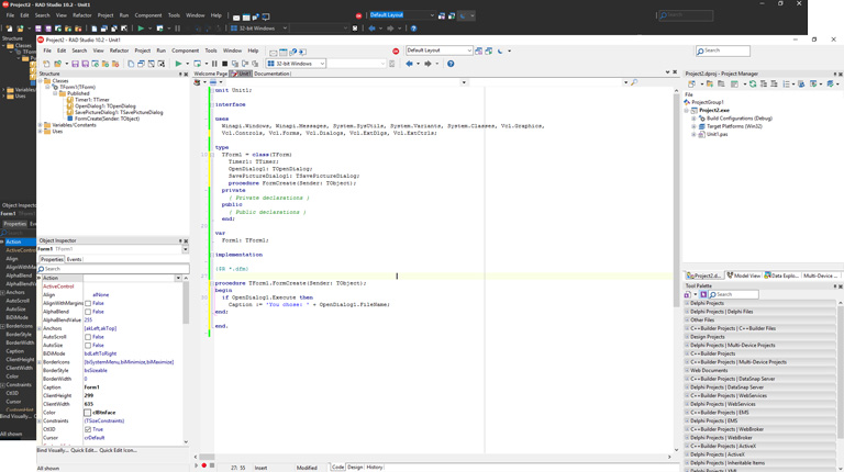10.2.2 Code Editing Theme Dark/Light