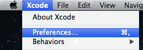 Installing the Xcode Command Line Tools on a Mac