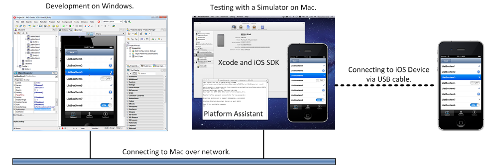 Running Your iOS Application on an iOS Device