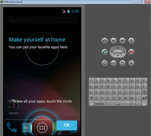 Creating an Android Emulator